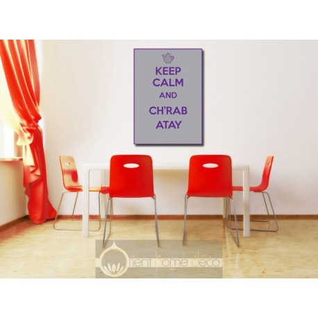 Keep Calm Ch'rob Atay